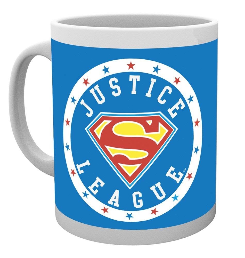 Tazza - Superman - Justice League