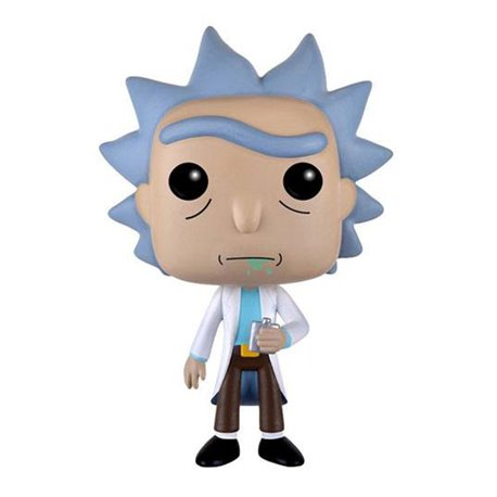 FUNKO POP - RICK AND MORTY - 112 RICK 9CM