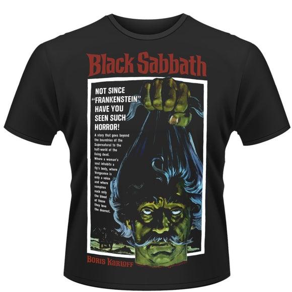 T-Shirt - Black Sabbath - Poster