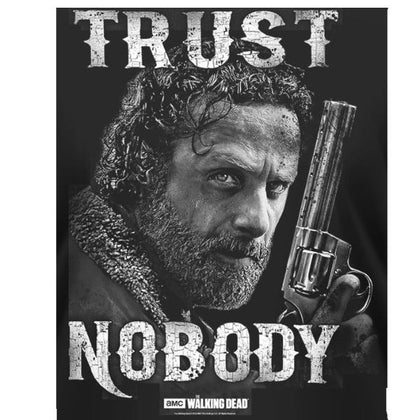 T-Shirt - Walking Dead - Trust Nobody