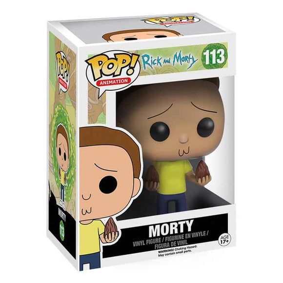 Funko Pop - Rick & Morty - Morty - Animation (113)
