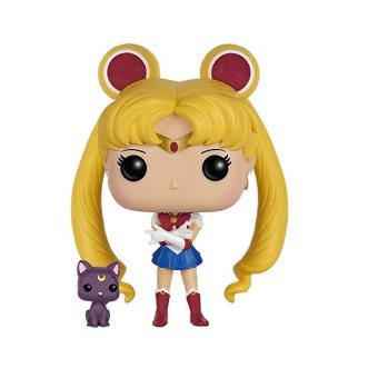 Funko Pop - Sailor Moon & Luna (89)