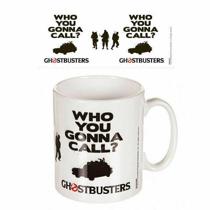 Tazza - Ghostbusters - Who You Gonna Call