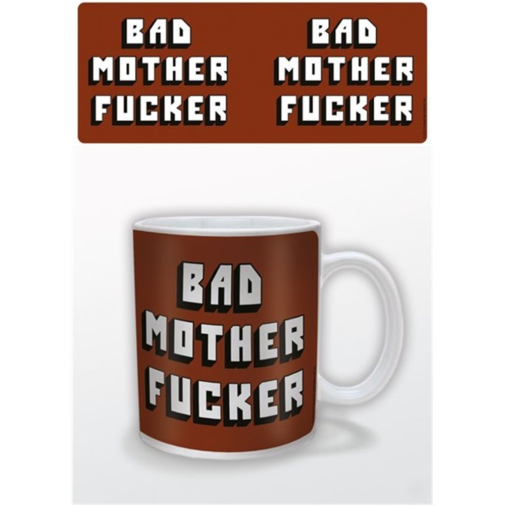 Tazza - Pulp Fiction - Bad Mother Fucker