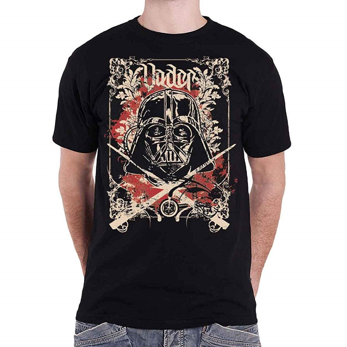 T-Shirt - Star Wars - Vader Decor
