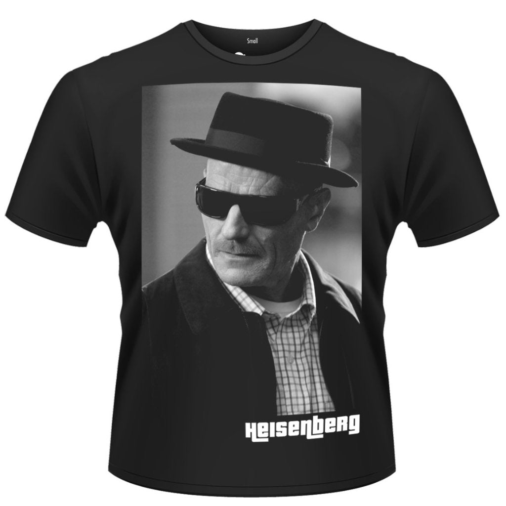T-Shirt - Breaking Bad - Heisenberg - Foto