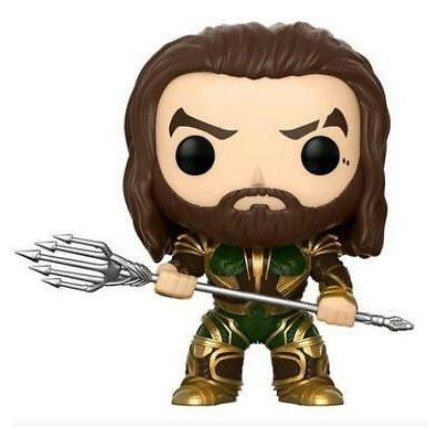 FUNKO POP - JUSTICE LEAGUE MOVIE - (205) AQUAMAN