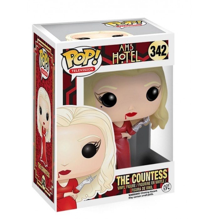 Funko Pop - American Horror Story - The Countess (342)