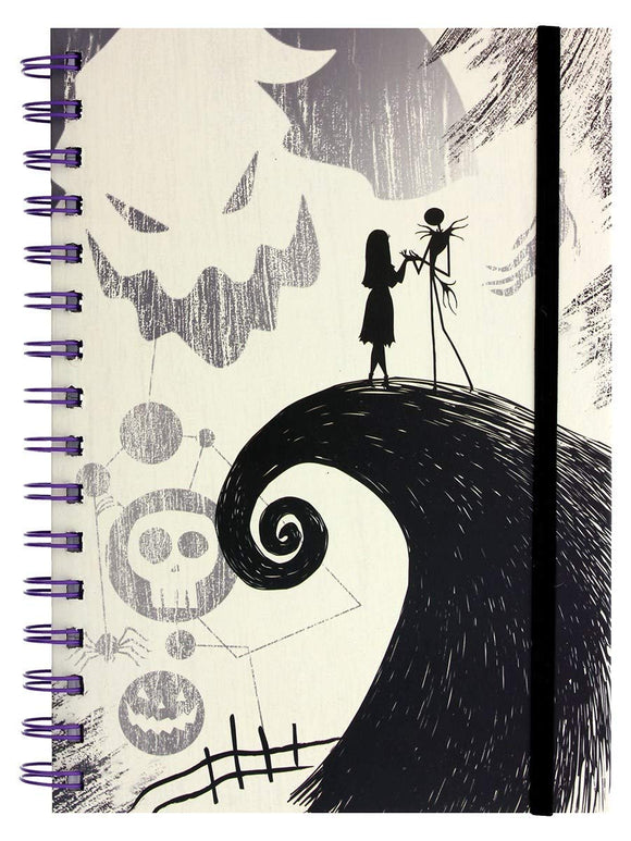 Quaderno - Nightmare Before Christmas - Wiro (A5)