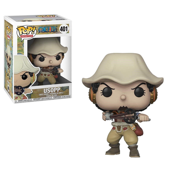 FUNKO POP - ONE PIECE -SERIES 3 - 401 USOPP