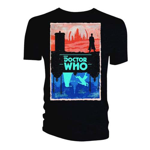 T-Shirt - Doctor Who - Gallifrey/Skaro (Frame)