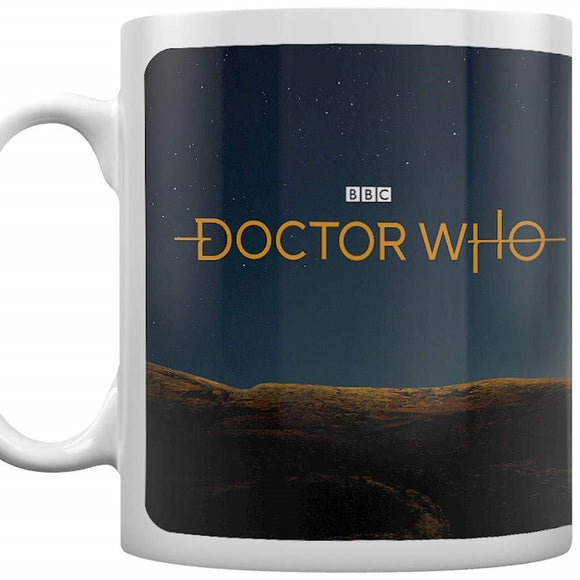 Tazza - Doctor Who - New Dawn