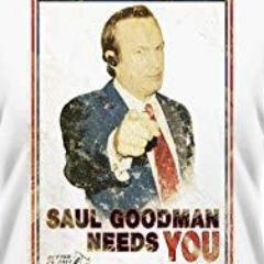 T-Shirt - Better Call Saul - Saul Needs You