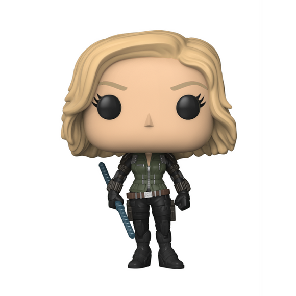 FUNKO POP - AVENGERS INFINITY WAR - 295 BLACK WIDOW
