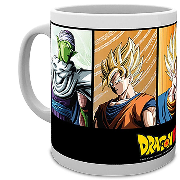 Tazza - Dragon Ball Z - Moody