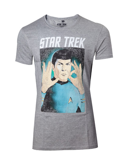 T-Shirt - Star Trek - Respect The Logic