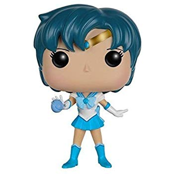 Funko Pop - Sailor Moon - Sailor Mercury