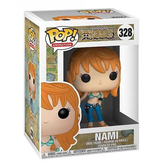 Funko POP - One Piece - Nami (328)