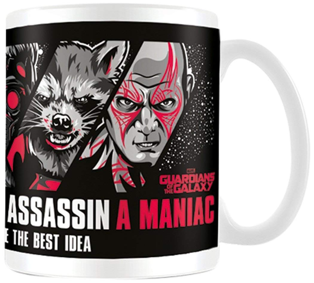 Tazza - Guardians Of The Galaxy - Marvel