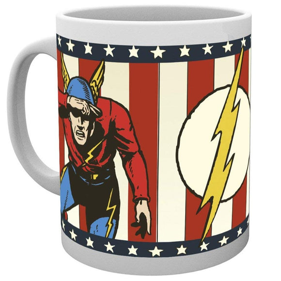 Tazza - Dc Comics - Flash Vintage