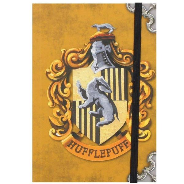 Quaderno - Harry Potter - Hufflepuff (A6)