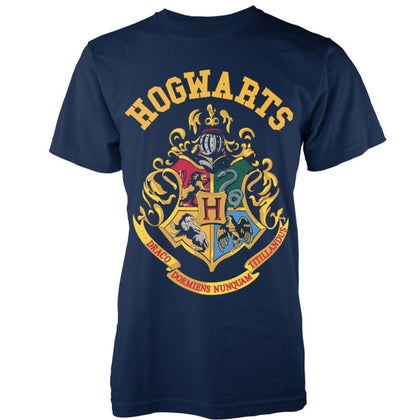 T-Shirt - Harry Potter - Crest