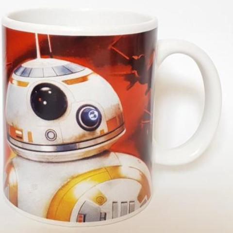 Tazza - Star Wars - The Force Awakens - Personaggi