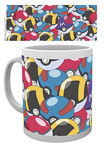 Tazza - Pokemon - Pokeballs