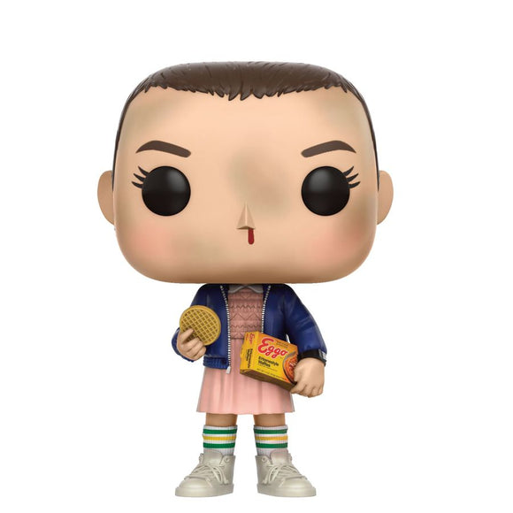 Funko Pop - Stranger Things - Eleven con Eggos
