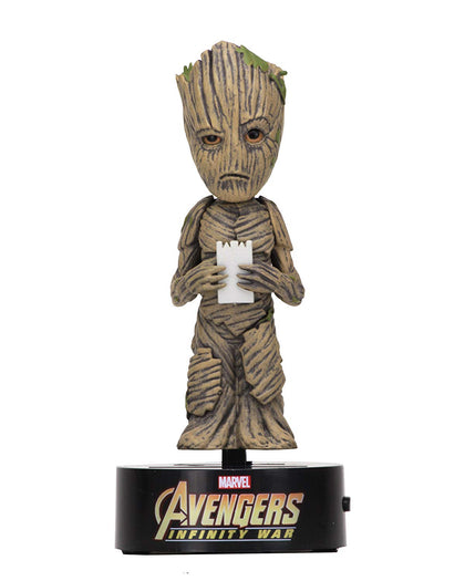 Figure - Body Knocker - Marvel - Avengers Infinity War - Groot