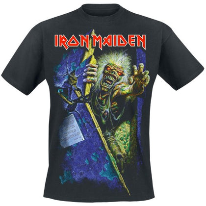 T-Shirt - Iron Maiden - No Prayer
