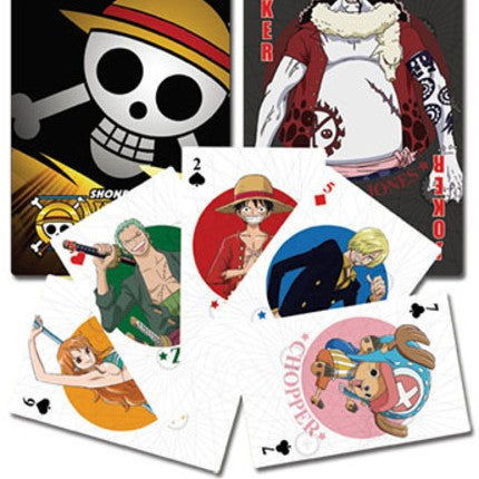 Carte - One Piece - Playing Cards