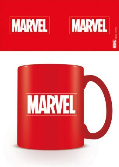Tazza - Marvel - Red Logo
