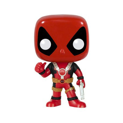 FUNKO POP - DEADPOOL - 112 DEADPOOL THUMBS UP 10 CM