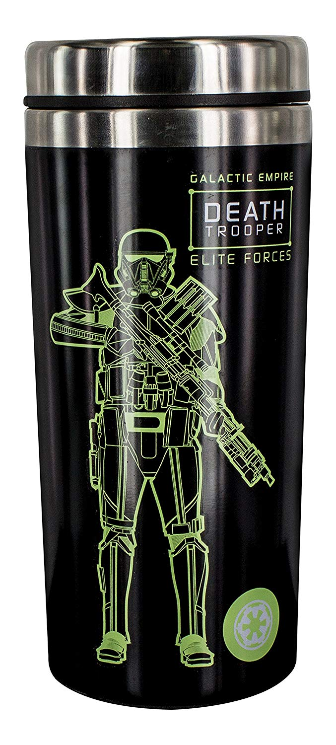 Tazza da viaggio - Star Wars - Death Trooper