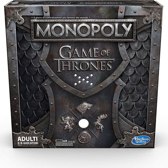 Giochi Da Tavola - Monopoly - Game Of Thrones