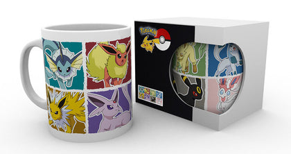 Tazza - Pokemon - Eevee Evolution