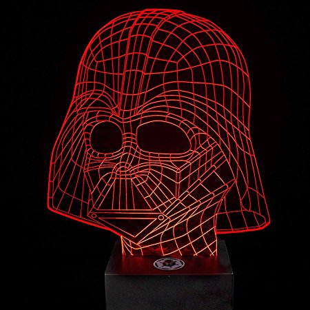 Lampada - Star Wars - Darth Vader