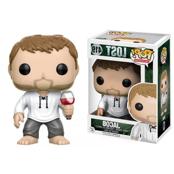 Funko POP - Lost - Jacob (419)
