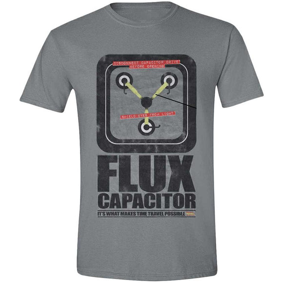 T-shirt - Back To The Future - Flux Capacitor