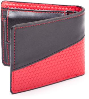 Portafoglio - Star Trek - Bifold Red Engineering Logo