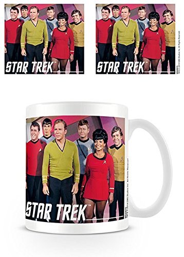 Tazza - Star Trek - Cast