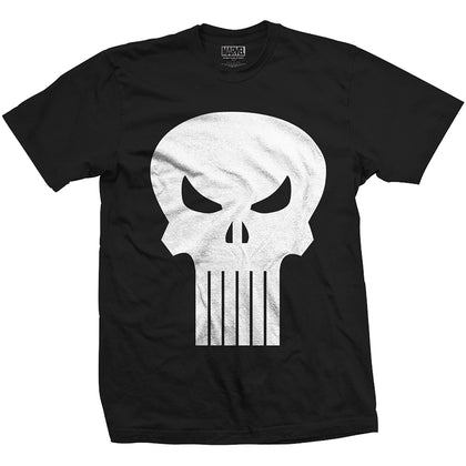T-Shirt - Punisher - Logo Skull