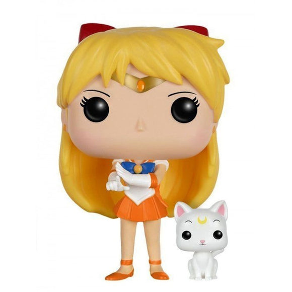 FUNKO POP - SAILOR MOON - 94 SAILOR VENUS & ARTEMIS