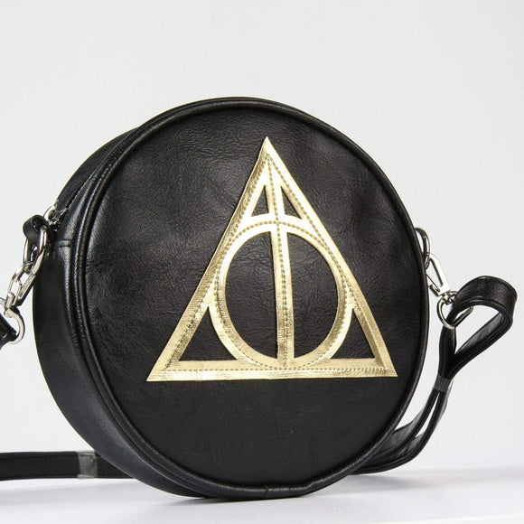 Borsa - Harry Potter - Deathly Hallows Shoulder Strap Bag