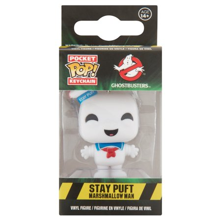 PORTACHIAVI - Funko Pocket Pop - Ghostbusters - Stay Puft