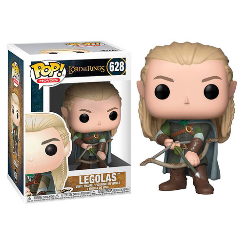 Funko Pop - THE LORD OF THE RINGS - (628) LEGOLAS