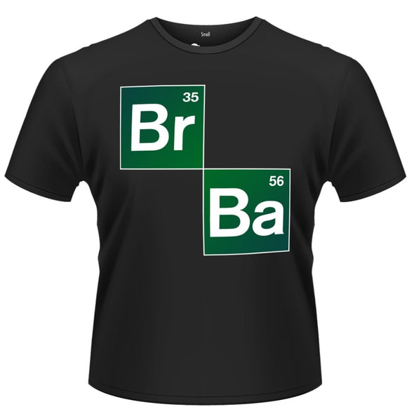 T-Shirt - Breaking Bad - Elements