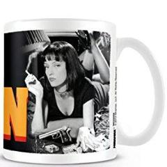 Tazza - Pulp Fiction - Mia