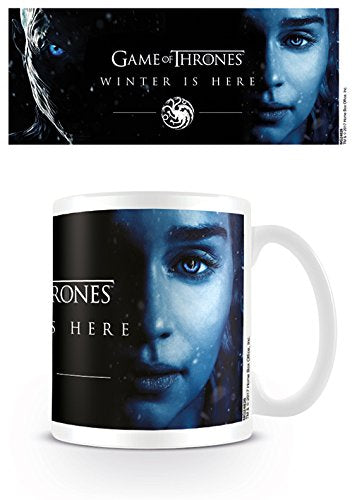Tazza - Game Of Thrones - Winter Is Here - Daenerys